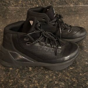 Boys Under Armour Stephen Curry Basketball Shoes